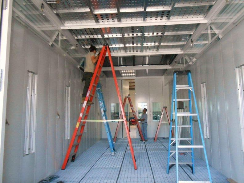 Quality Spray Booths Paint Booths